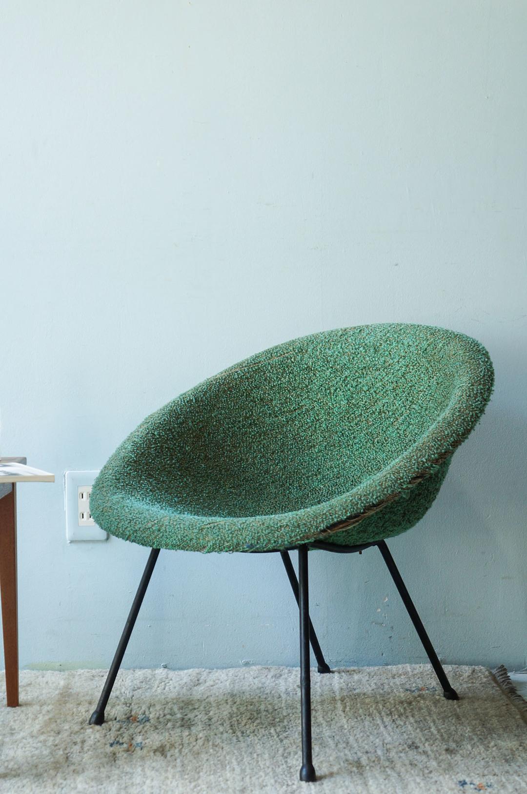Midcentury Vintage Hoop Chair/ミッドセンチュリー ヴィンテージ フープチェア 椅子 インテリア レトロ