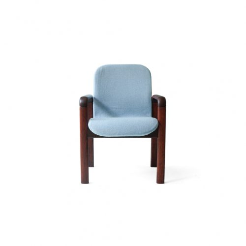 Danish Vintage Dyrlund Arm Chair/デンマーク ヴィンテージ デューロン アームチェア 北欧家具 ライトブルー