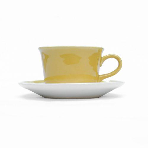 US Vintage Royal China Damsel Cup and Saucer/アメリカ ヴィンテージ ロイヤルチャイナ ダムセル カップ&ソーサー 食器 レトロ 2