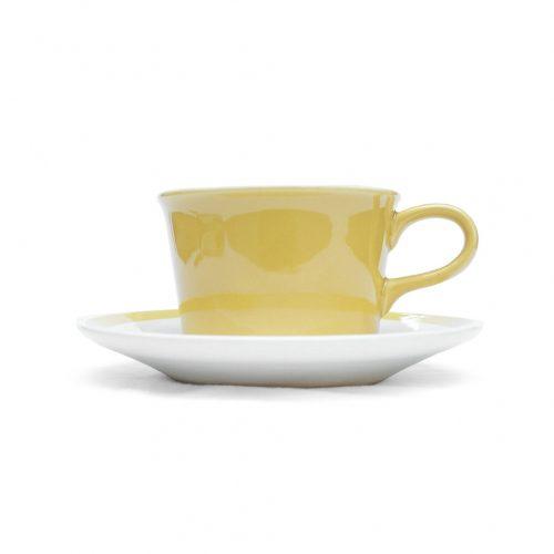 US Vintage Royal China Damsel Cup and Saucer/アメリカ ヴィンテージ ロイヤルチャイナ ダムセル カップ&ソーサー 食器 レトロ 4