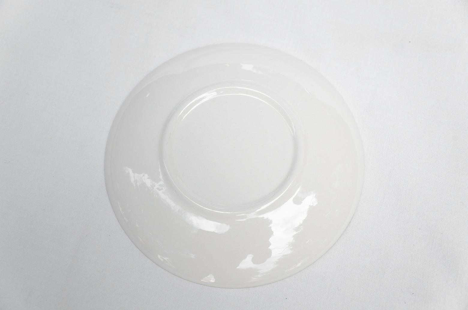 US Vintage Royal China Damsel Small Plate/アメリカ ヴィンテージ ロイヤルチャイナ ダムセル スモールプレート 食器 レトロ 3