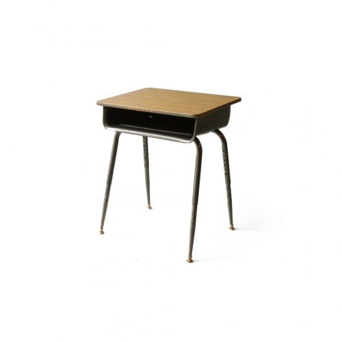 US Vintage School Desk American Desk Manufacturing Company/アメリカヴィンテージ スクールデスク アメリカンデスク 学校机 レトロ