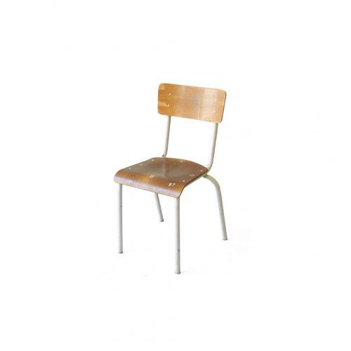 France Vintage School Chair/フランス ヴィンテージ スクールチェア 学校椅子 レトロ シャビーシック インテリア
