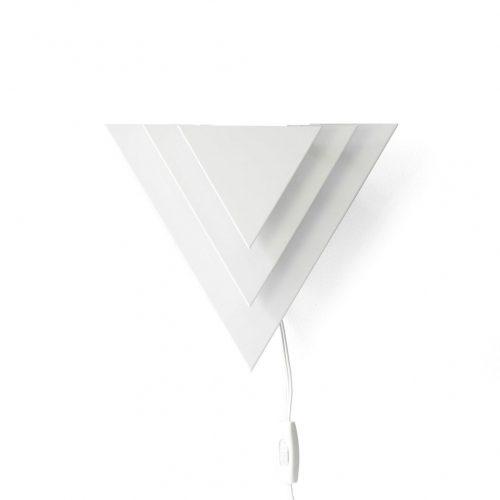 KOIZUMI Triangle Wall Lamp/コイズミ ウォールランプ ブラケットライト 間接照明 イタリアンモダン デザイン インテリア 1