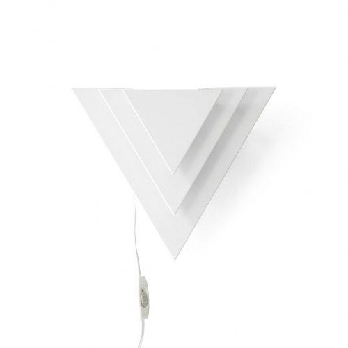 KOIZUMI Triangle Wall Lamp/コイズミ ウォールランプ ブラケットライト 間接照明 イタリアンモダン デザイン インテリア 2