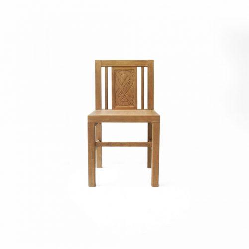 Arts&Crafts Style Antique Chair/アンティーク ダイニングチェア アーツ&クラフツ アール・デコ シンプルモダン 2