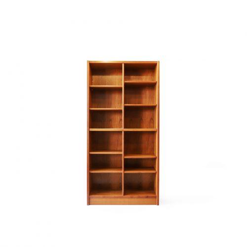 Japanese Vintage Teakwood Book Case/ジャパンヴィンテージ 本棚 チーク材 ブックシェルフ 収納 シンプルモダン