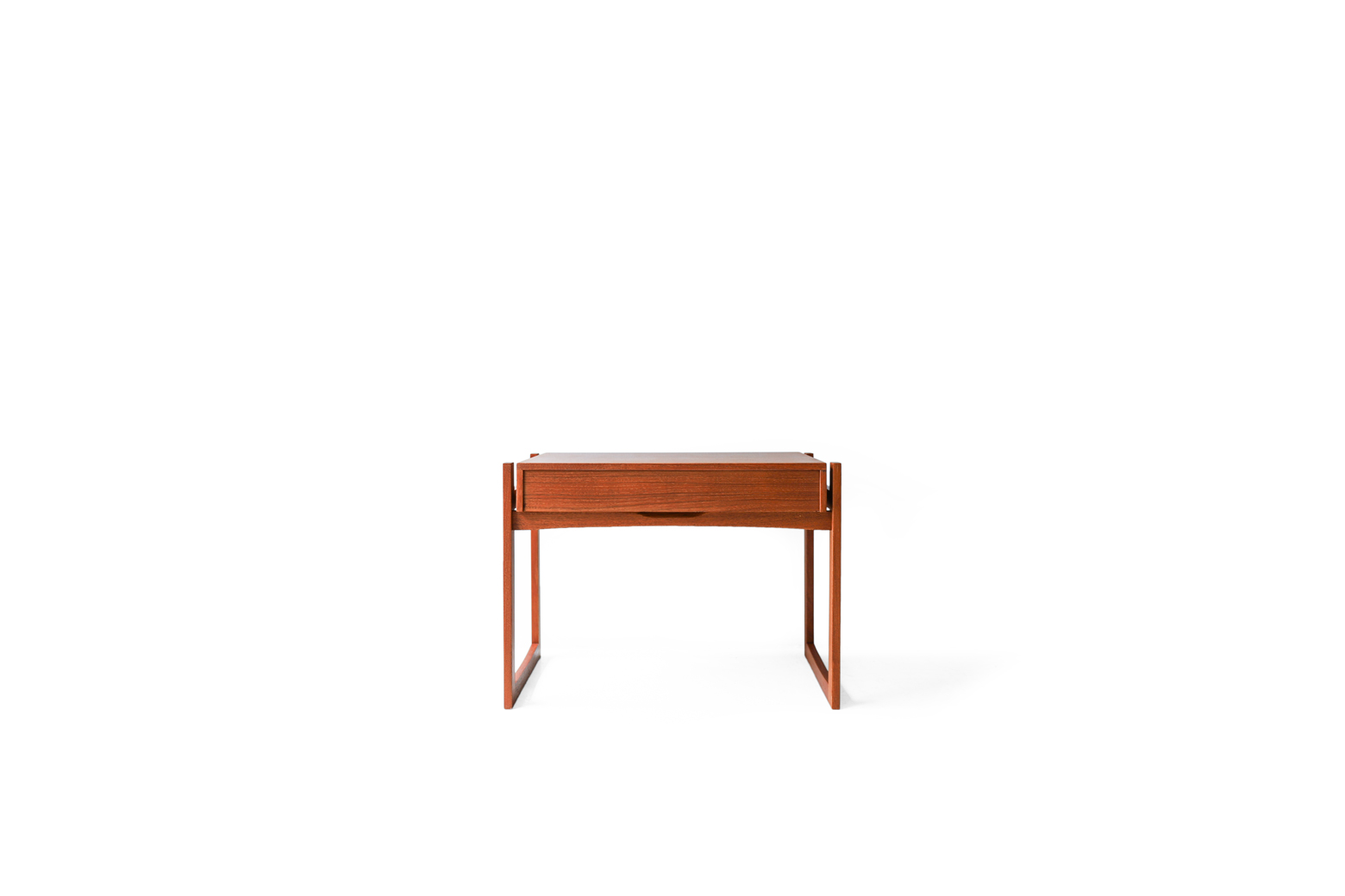 Danish Vintage Drawer Side Table/デンマーク ヴィンテージ ドロワーサイドテーブル チェスト チーク材 北欧家具