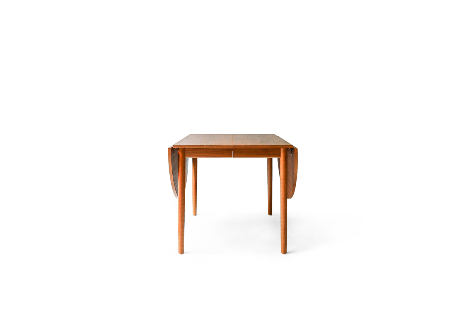 Danish Vintage Extension Dining Table/デンマーク ヴィンテージ エクステンション ダイニングテーブル チーク材 北欧モダン