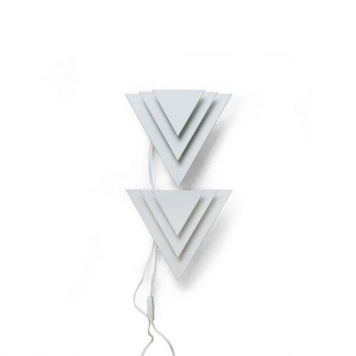 KOIZUMI Triangle Wall Lamp/コイズミ ウォールランプ ブラケットライト 間接照明 イタリアンモダン デザイン インテリア