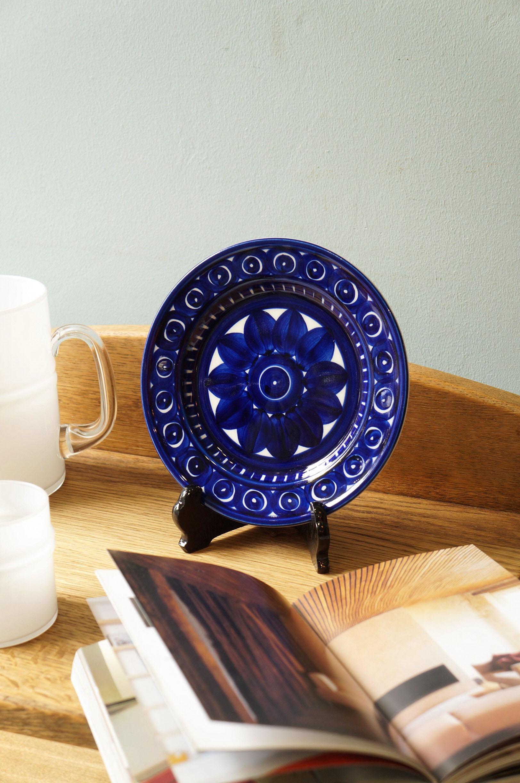 ARABIA Valencia Plate 19cm Ulla Procope/アラビア バレンシア プレート ウラ・プロコッペ 北欧食器 フィンランド ヴィンテージ 2