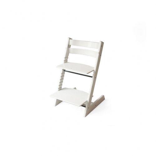 STOKKE TRIPP TRAPP Baby Chair White/ストッケ トリップトラップ ベビーチェア ハイチェア ホワイト 北欧デザイン