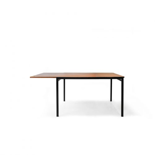 Pastoe Cees Braakman Dining Table/オランダヴィンテージ ケース・ブラークマン ダイニングテーブル エクステンション ミッドセンチュリー