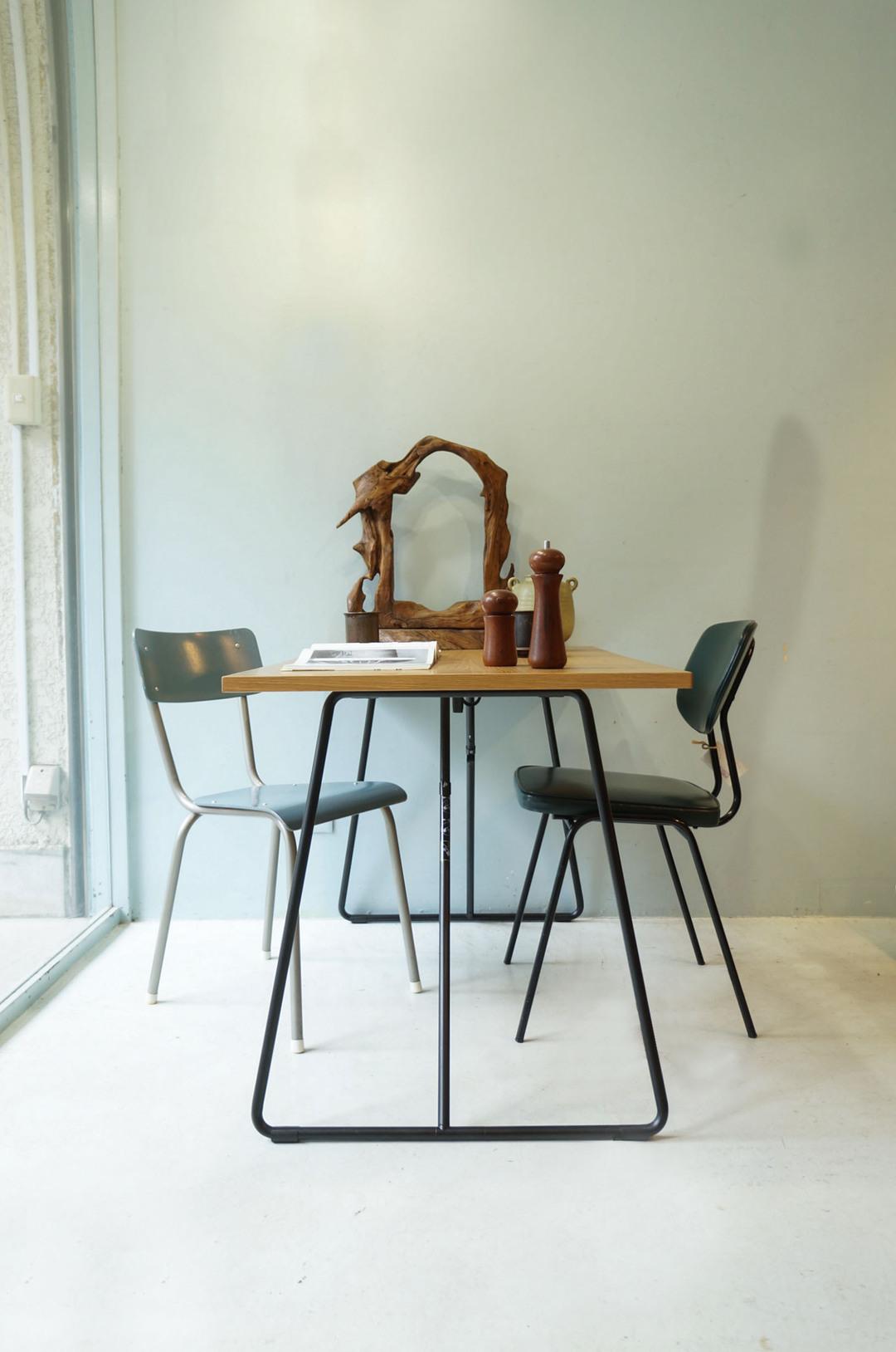 MUJI Folding Dining Table/無印良品 折りたたみテーブル ダイニングテーブル ワークテーブル オーク材 シンプル ナチュラル