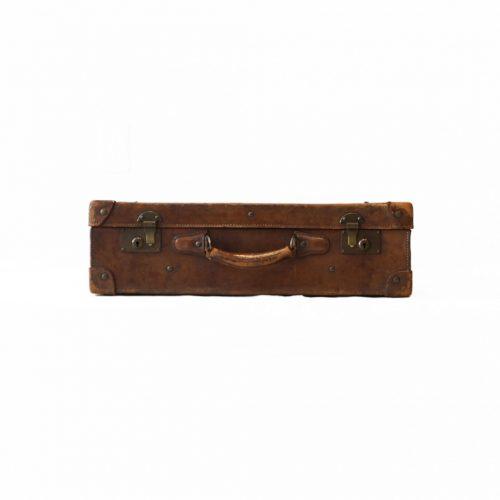 Antique Trunk Case/アンティーク トランク スーツケース 収納 古道具 インテリア 2