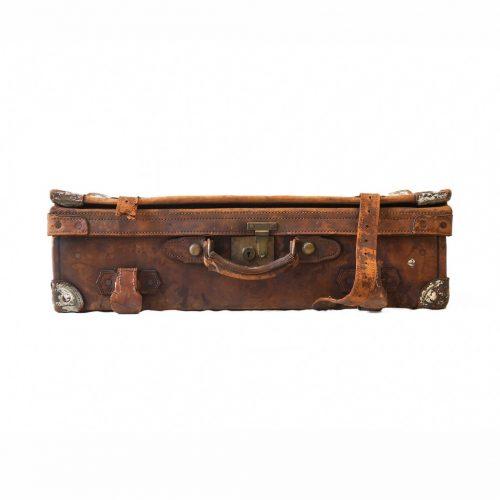 Antique Trunk Case/アンティーク トランク スーツケース 収納 古道具 インテリア 3