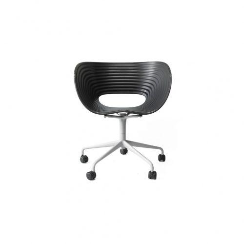 vitra Tom Roll Caster Chair Ron Arad/ヴィトラ トムロール キャスターチェア ロン・アラッド トムバック 椅子 モダン 2