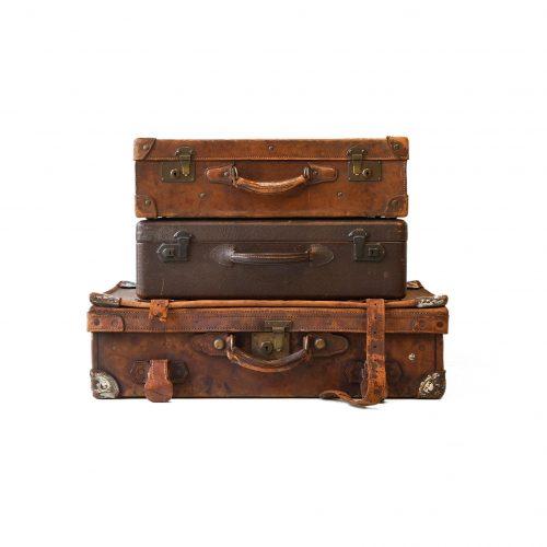 Antique Trunk Case/アンティーク トランク スーツケース 収納 古道具 インテリア