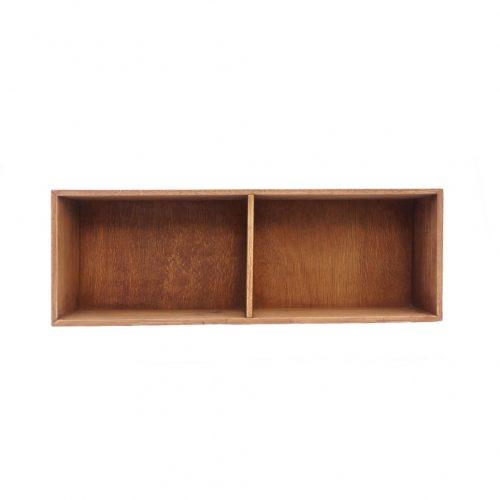 Japanese Vintage Wooden Box Shelf/ジャパンヴィンテージ ボックスシェルフ 木箱 収納ボックス レトロ シャビー 小 5