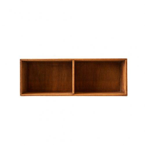 Japanese Vintage Wooden Box Shelf/ジャパンヴィンテージ ボックスシェルフ 木箱 収納ボックス レトロ シャビー 小 4