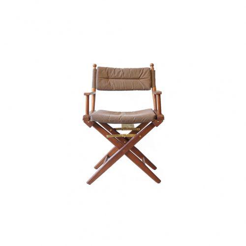 Wooden Director's Chair/ディレクターズチェア 折りたたみ 椅子 USモダン アウトドア 2