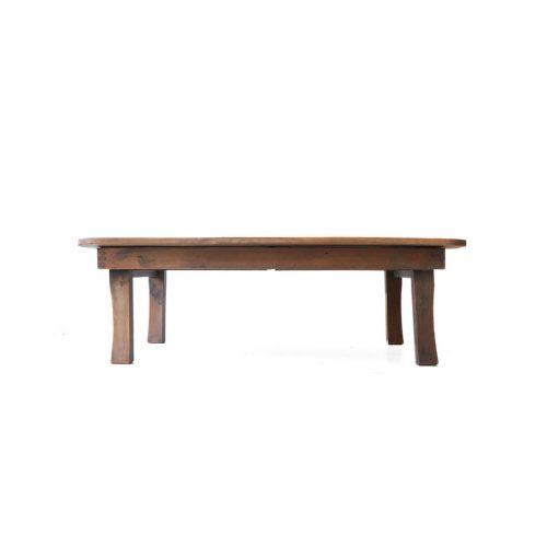Japanese Vintage Low Table/ジャパンヴィンテージ 角ちゃぶ台 折りたたみ 座卓 ローテーブル 昭和レトロ 古道具