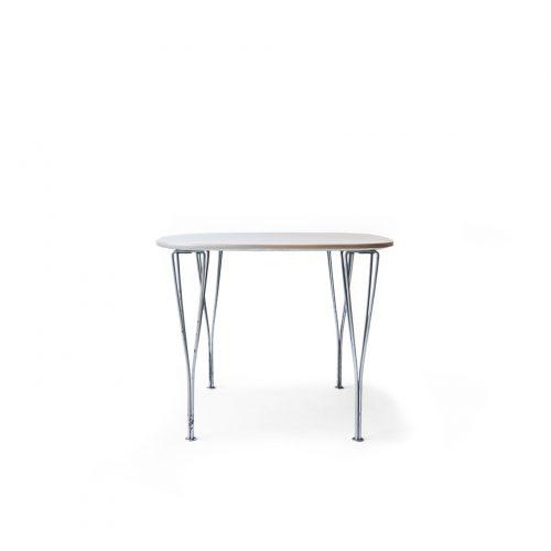 Fritz Hansen Dining Table by Piet Hein 1970's/フリッツハンセン スーパー円テーブル Bテーブル ピート・ハイン 北欧ヴィンテージ
