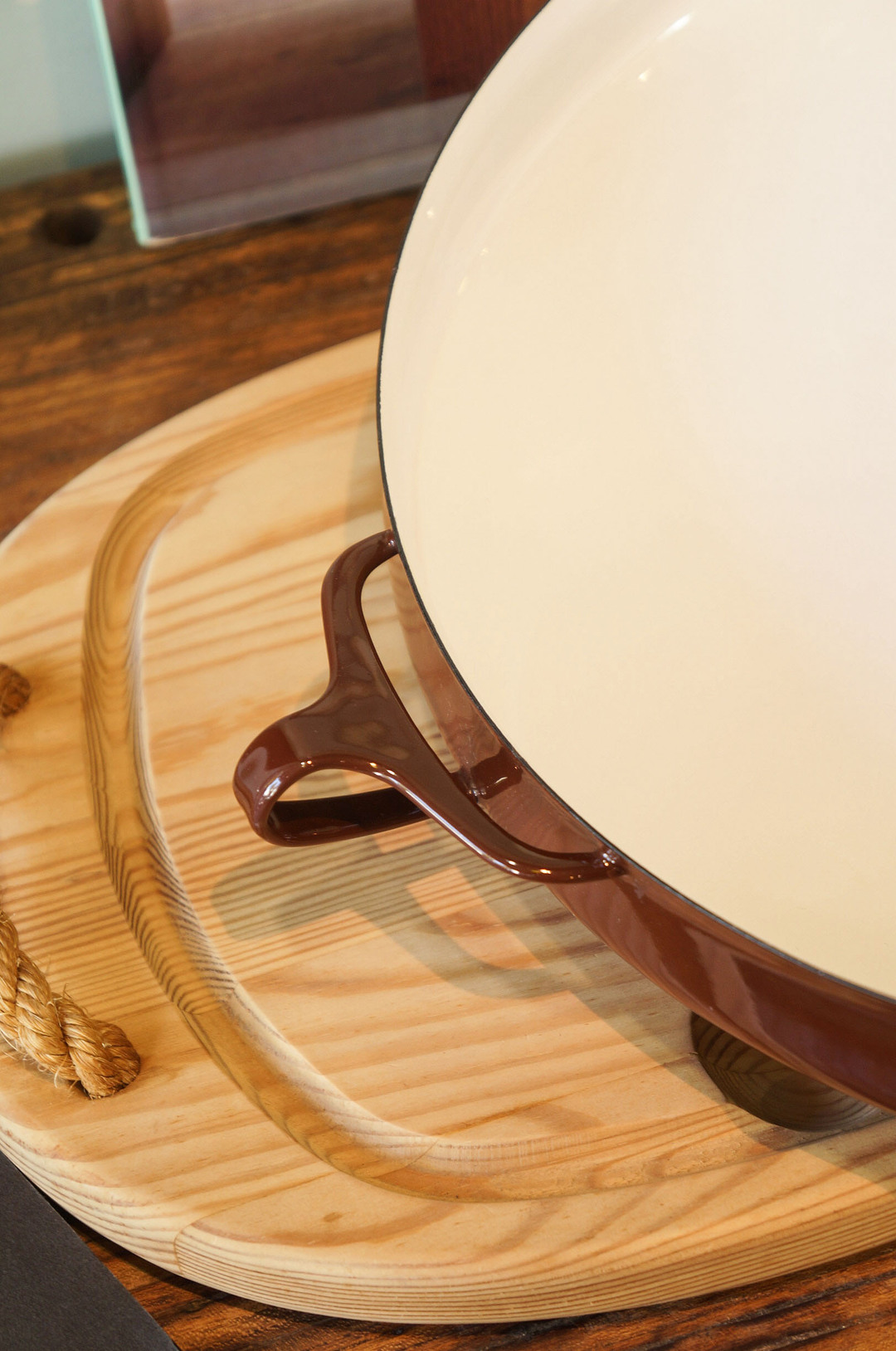 Dansk Kobenstyle Vintage Paella Pan/ダンスク コベンスタイル ヴィンテージ パエリア鍋 ブラウン イェンス・クイストゴー