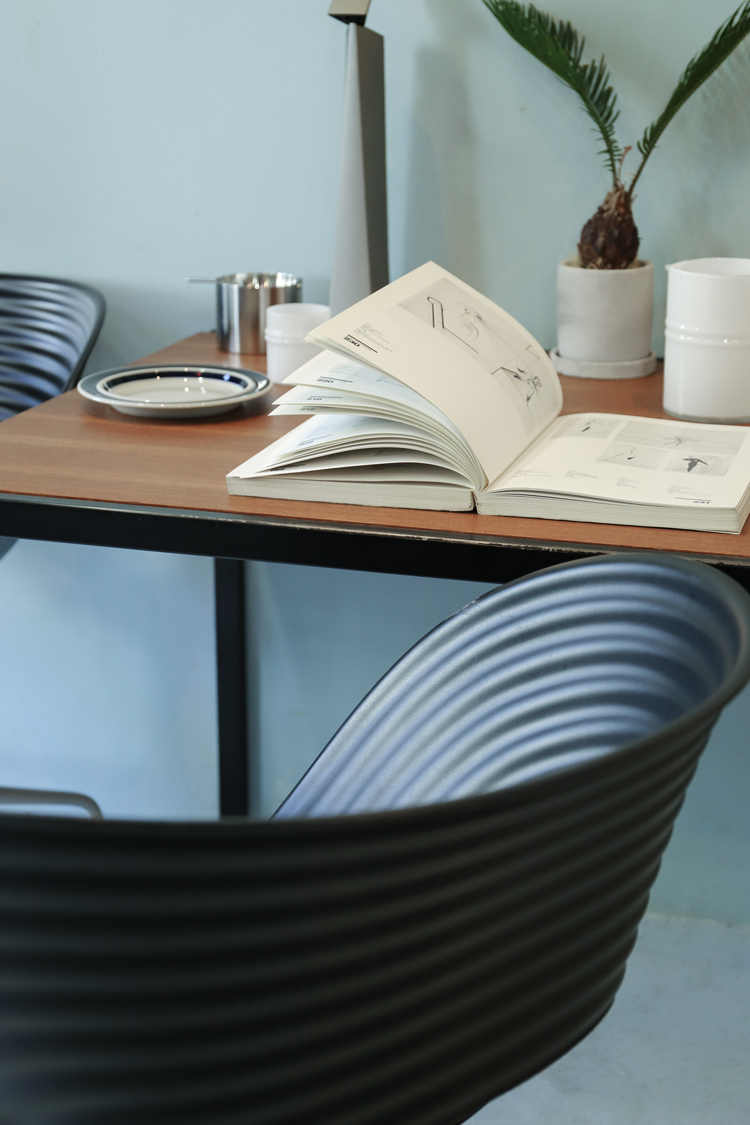 vitra Tom Roll Caster Chair Ron Arad/ヴィトラ トムロール キャスターチェア ロン・アラッド トムバック 椅子 モダン
