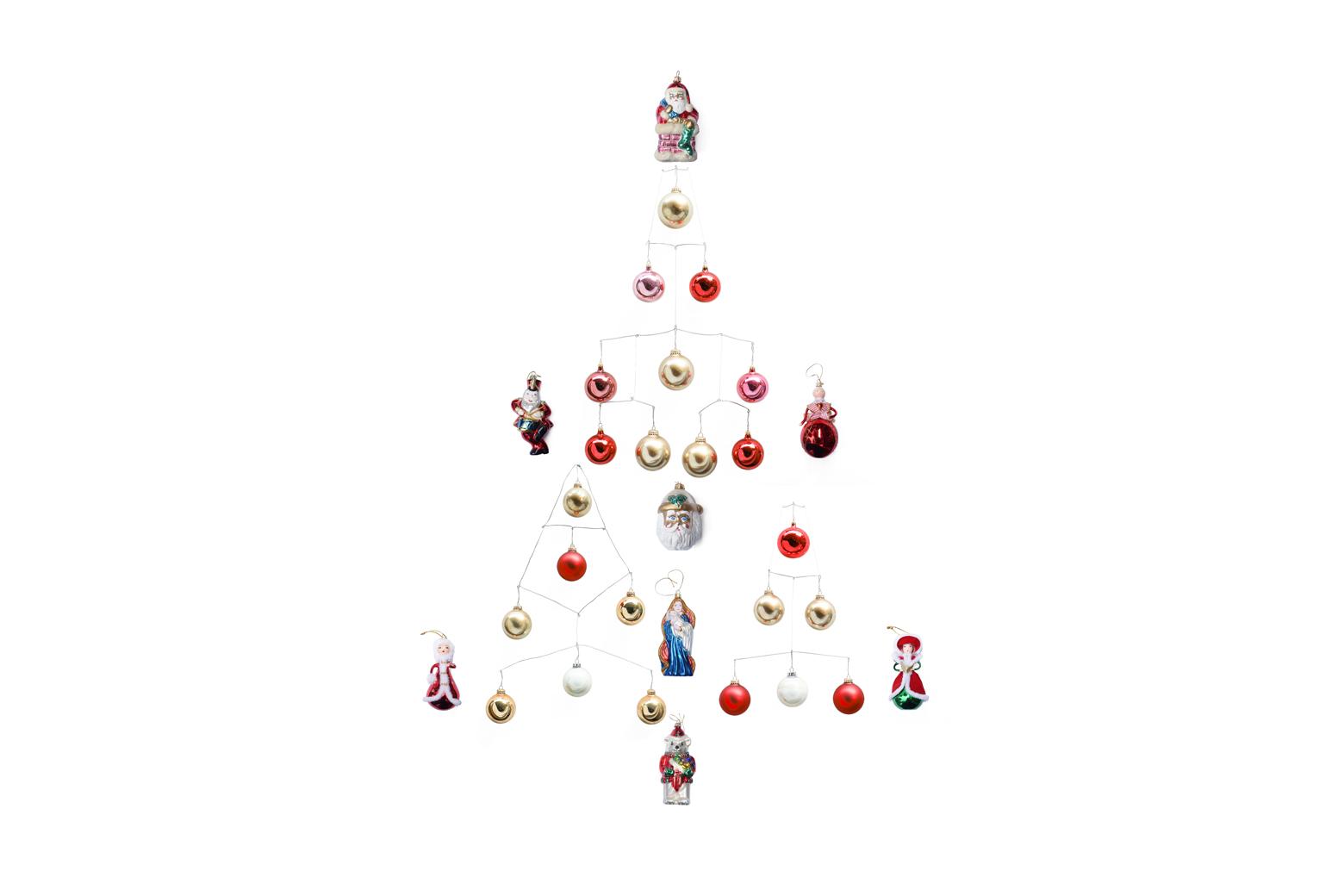 Vintage Blown Glass Christmas Ornament/ヴィンテージ クリスマス オーナメント 吹きガラス レトロ