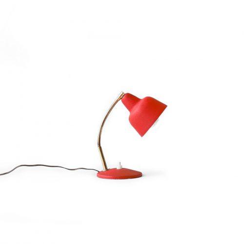 France Vintage Aluminor Gooseneck Lamp/フランスヴィンテージ アルミノール グースネック デスクランプ 照明 ミッドセンチュリーモダン インテリア