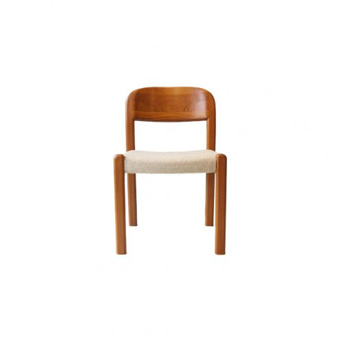 Danish Vintage EMC Furniture Dining Chair/デンマークヴィンテージ ダイニングチェア 椅子 チーク材 北欧モダン