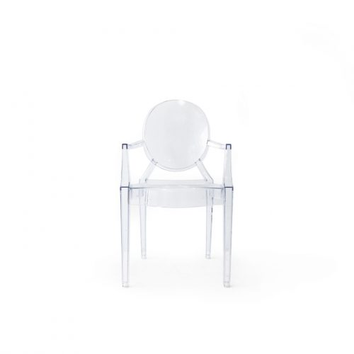 Kartell Louis Ghost Chair Philippe Starck/カルテル ルイゴースト チェア フィリップ・スタルク クリスタル