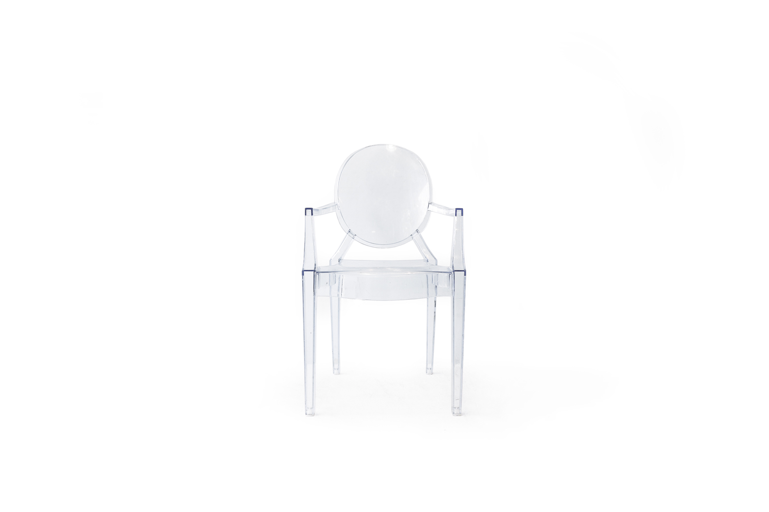 Kartell Louis Ghost Chair Philippe Starck/カルテル ルイゴースト チェア フィリップ・スタルク クリスタル