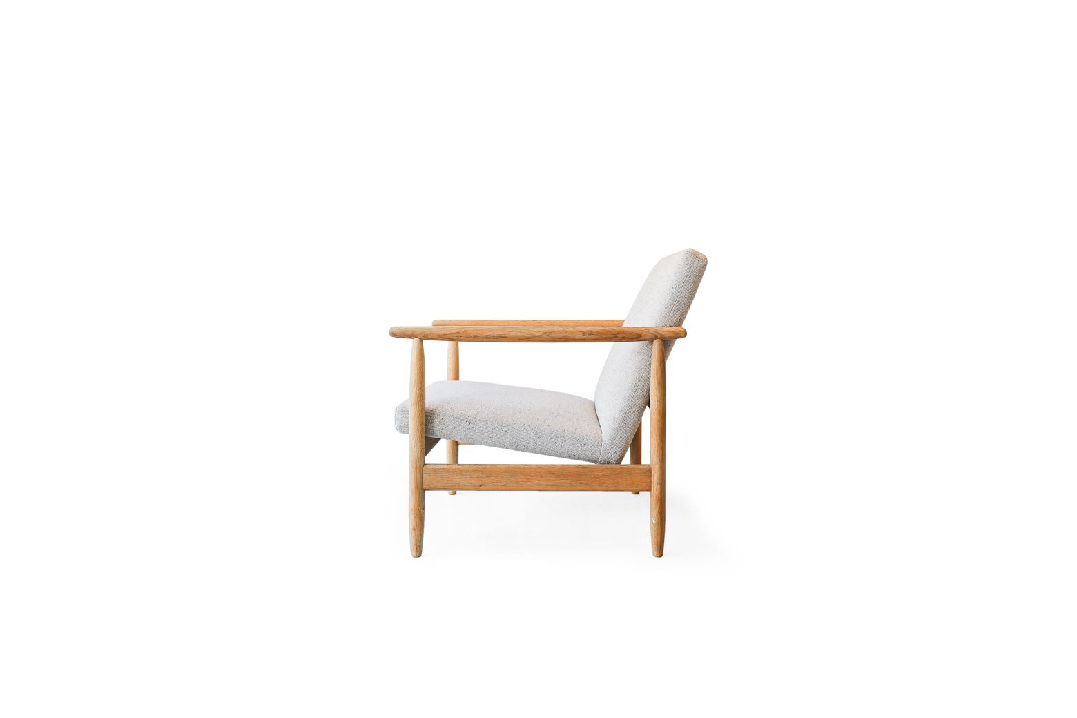 FDB Møbler Easy Chair Model J-65 by Ejvind A. Johansson/デンマークヴィンテージ イージーチェア 1Pソファ アイヴァン・A・ヨハンソン 北欧家具