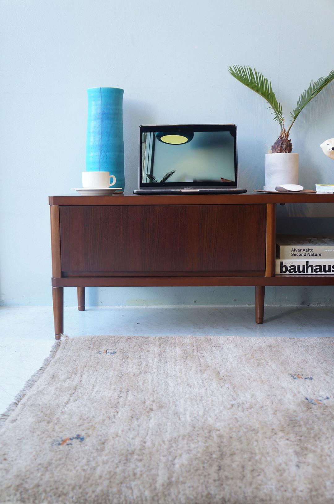 Karimoku60 TV Board/カリモク60 テレビボード テレビ台 ウォルナットカラー レトロ モダン