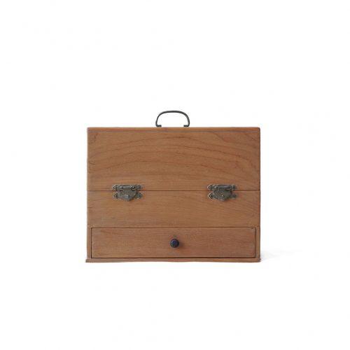 Japanese Vintage Small Wooden Box/ジャパンヴィンテージ 木箱 ボックス 収納 古道具 インテリア 和モダン 昭和レトロ