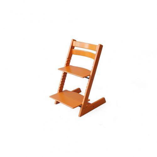 STOKKE TRIPP TRAPP Baby Chair Orange/ストッケ トリップトラップ ベビーチェア ハイチェア オレンジ 北欧デザイン