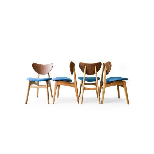 UK Vintage G-PLAN Butterfly Chair/イギリスヴィンテージ ジープラン バタフライチェア ダイニングチェア 椅子 ミッドセンチュリー モダン