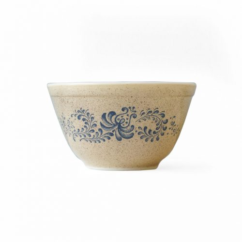 Old PYREX Mixing Bowl Homestead Ssize/オールドパイレックス ミキシングボウル アメリカヴィンテージ 食器 レトロ ホームステッド 2
