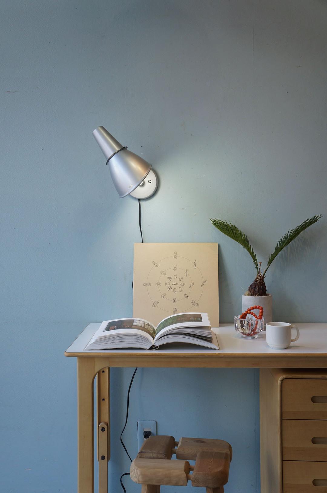 Artemide Wall Lamp SPY H.Wettstein/アルテミデ ウォールランプ スパイ ハンス・ウェッツスタイン 照明 インテリア 1