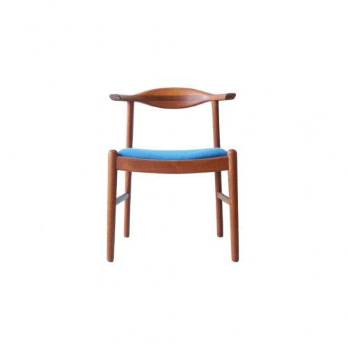 Japanese Vintage Aobayashi Dining Chair/ジャパンヴィンテージ 青林製作所 ダイニングチェア チーク材 椅子 北欧モダン 3
