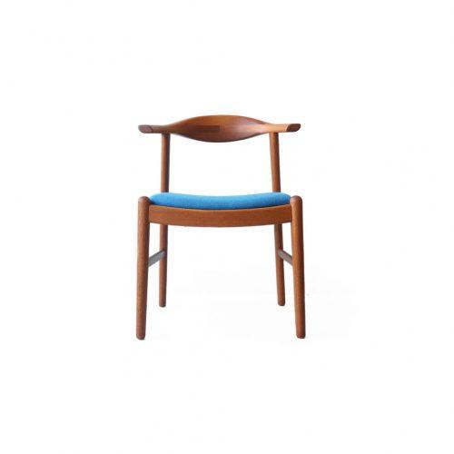 Japanese Vintage Aobayashi Dining Chair/ジャパンヴィンテージ 青林製作所 ダイニングチェア チーク材 椅子 北欧モダン 4