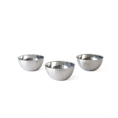 ALESSI Stainless Bowl Set/アレッシィ ステンレス ボウル セット インテリア イタリアンデザイン