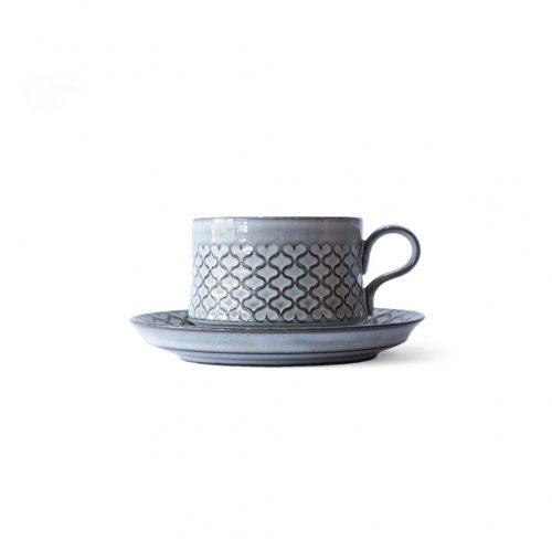 NISSEN Cordial Cup&Saucer Jens H.Quistgaard/ニッセン コーディアル カップ&ソーサー イェンス・H・クイストゴー 北欧食器