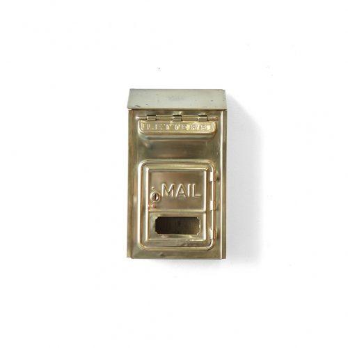 US Vintage Corbin Mail Box/アメリカヴィンテージ コービン メールボックス ポスト 郵便受け インダストリアル インテリア