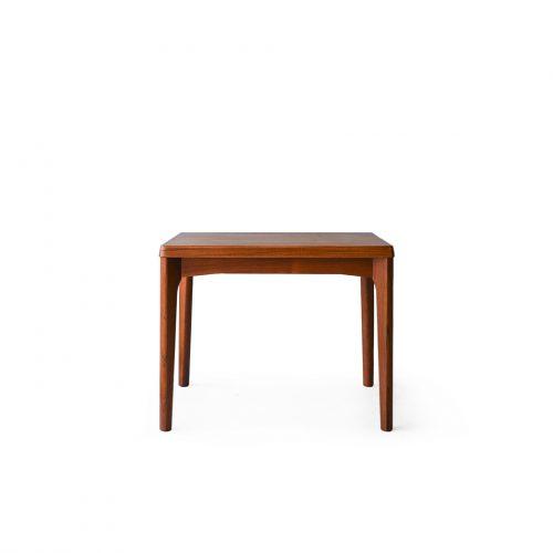 Vejle Stole og Møbelfabrik Side Table Henning Kjaernulf/デンマークヴィンテージ サイドテーブル ヘニング・ケアヌルフ チーク材 北欧家具