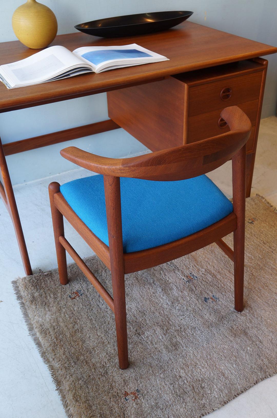 Japanese Vintage Aobayashi Dining Chair/ジャパンヴィンテージ 青林製作所 ダイニングチェア チーク材 椅子 北欧モダン 2