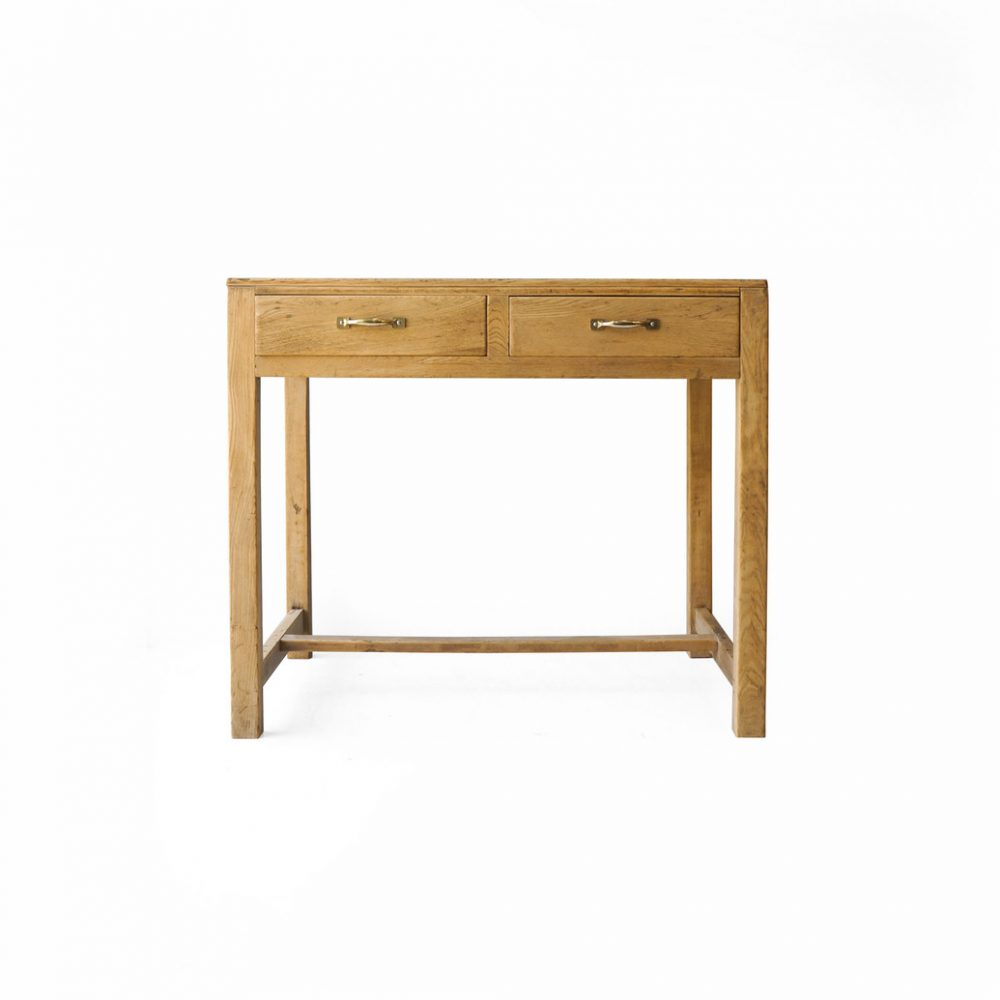 Japanese Vintage Retro Wooden Desk/レトロ デスク 机 テーブル 古道具 シャビーシック ナチュラルモダン
