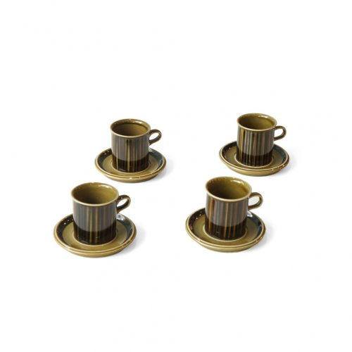 ARABIA Kosmos Coffee Cup and Saucer/アラビア コスモス コーヒーカップ&ソーサー 北欧食器 フィンランドヴィンテージ